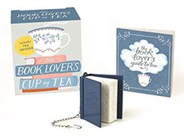 BOOK LOVERS CUP OF TEA MINI KIT