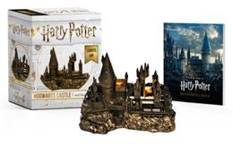 HARRY POTTER HOGWARTS CASTLE AND STICKER BOOK MINI KIT