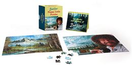 BOB ROSS HAPPY LITTLE PUZZLES MINIKIT