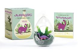JURASSIC TERRARIUM MINI KIT