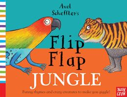 AXEL SCHEFFLERS FLIP FLAP JUNGLE