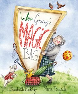 WEE GRANNYS MAGIC BAG (PICTURE KELPIES)