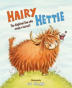 HAIRY HETTIE (PICTURE KELPIES)