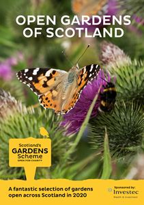 OPEN GARDENS OF SCOTLAND 2020 GUIDE