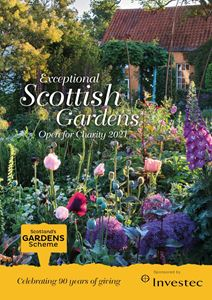 EXCEPTIONAL SCOTTISH GARDENS OPEN FOR CHARITY 2021