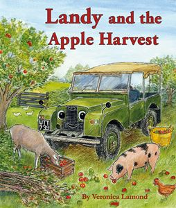 LANDY AND THE APPLE HARVEST (5)
