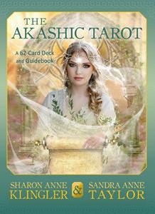 AKASHIC TAROT: 62 CARD DECK AND GUIDEBOOK