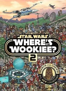 STAR WARS: WHERES THE WOOKIEE 2 (HB)