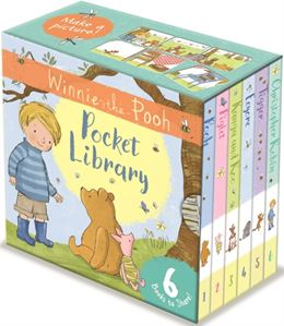 WINNIE THE POOH LITTLE LIBRARY