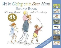 WERE GOING ON A BEAR HUNT (SOUND BOOK)