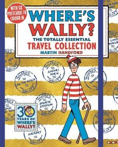 WHERES WALLY ESSENTIAL TRAVEL COLLECTION (WITH POSTCARDS)