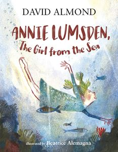ANNIE LUMSDEN THE GIRL FROM THE SEA