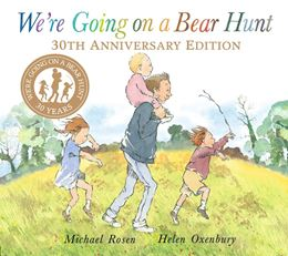 WERE GOING ON A BEAR HUNT 30TH ANNIVERSARY (BOARD)