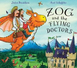 ZOG AND THE FLYING DOCTORS (HB)