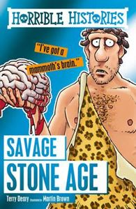 HORRIBLE HISTORIES: SAVAGE STONE AGE (2016)