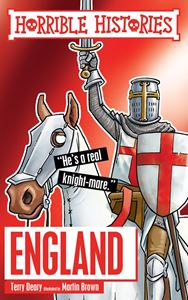HORRIBLE HISTORIES: ENGLAND (NEW)