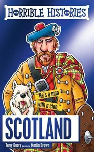 HORRIBLE HISTORIES: SCOTLAND (NEW)