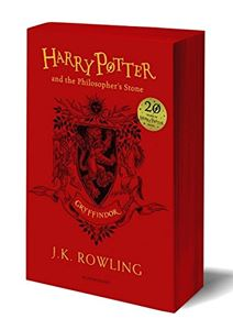HARRY POTTER AND THE PHILOSOPHERS STONE (GRYFFINDOR ED PB)