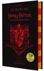 HARRY POTTER AND THE PHILOSOPHERS STONE (GRYFFINDOR ED HB)