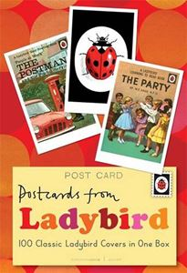 POSTCARDS FROM LADYBIRD (BOX)