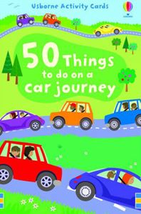 50 THINGS TO DO ON A CAR JOURNEY (CARDS)
