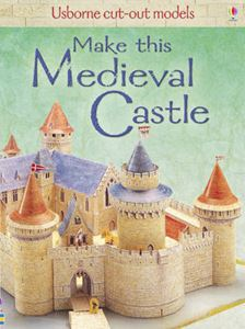 MAKE THIS MEDIEVAL CASTLE (CUT OUT)