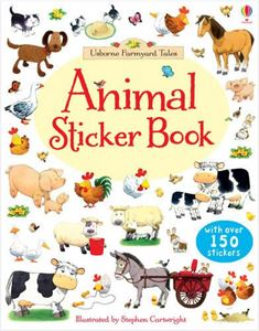 FARMYARD TALES ANIMAL STICKER BOOK