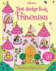 FIRST STICKER BOOK: PRINCESSES
