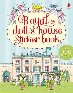 ROYAL (DOLLS HOUSE STICKER BOOK)