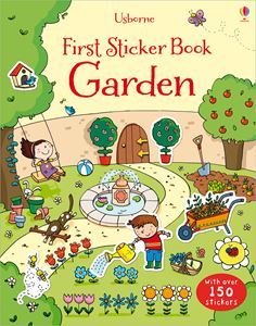 FIRST STICKER BOOK: GARDEN