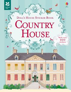 COUNTRY HOUSE (DOLLS HOUSE STICKER BOOK)