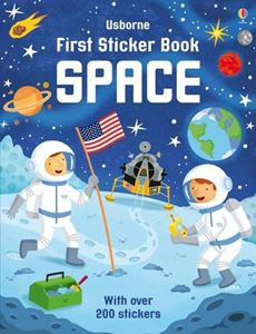 FIRST STICKER BOOK: SPACE