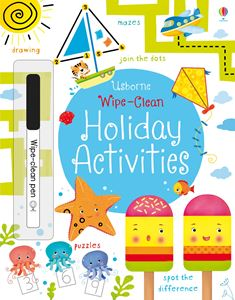 WIPE CLEAN HOLIDAY ACTIVITIES