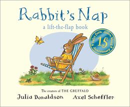 TALES FROM ACORN WOOD: RABBITS NAP (LIFT THE FLAP)
