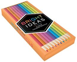BRIGHT IDEAS: 10 NEON COLORED PENCILS