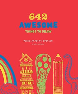 642 AWESOME THINGS TO DRAW (YOUNG ARTISTS ED)