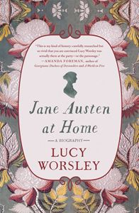 JANE AUSTEN AT HOME: A BIOGRAPHY (PB)