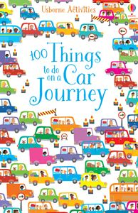 100 THINGS TO DO ON A CAR JOURNEY (CARDS)