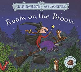 ROOM ON THE BROOM (PB) (NEW)
