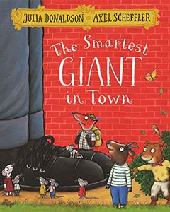 SMARTEST GIANT IN TOWN (PB) (NEW)