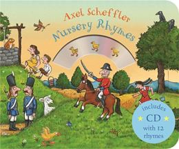 MOTHER GOOSES NURSERY RHYMES (BOARD WITH CD)