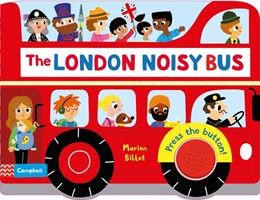 LONDON NOISY BUS (PRESS THE BUTTON)