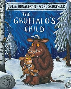 GRUFFALOS CHILD (BOARD) (NEW)