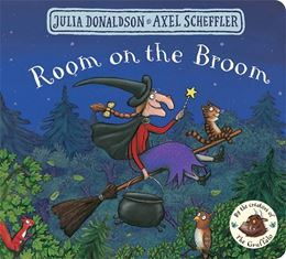 ROOM ON THE BROOM (BOARD) (NEW)