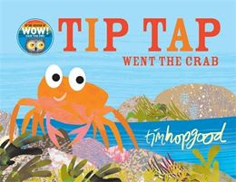 TIP TAP WENT THE CRAB (BOARD LARGE)