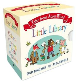 TALES FROM ACORN WOOD: LITTLE LIBRARY
