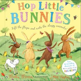 HOP LITTLE BUNNIES (BOARD)