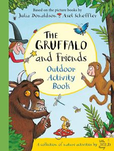 GRUFFALO AND FRIENDS OUTDOOR ACTIVITY BOOK