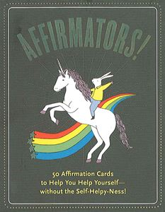 AFFIRMATORS: 50 AFFIRMATION CARDS