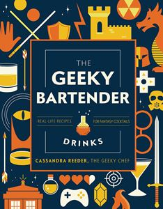 GEEKY BARTENDER DRINKS